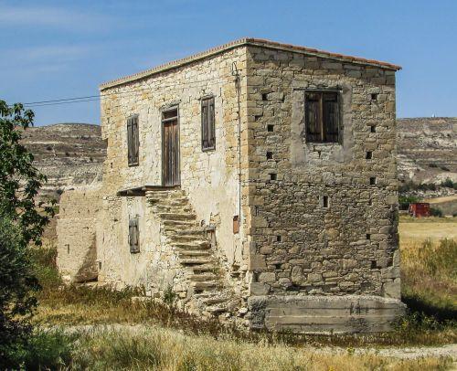 cyprus avdellero old house