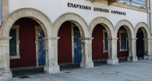 cyprus larnaca administration