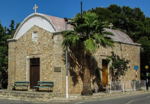 cyprus sotira church