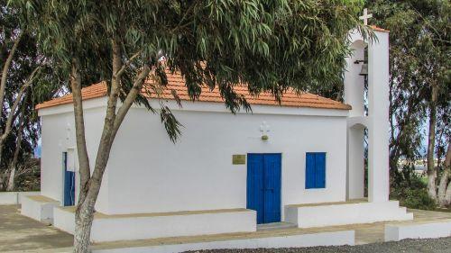 cyprus paralimni church