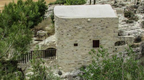 cyprus kelia chapel