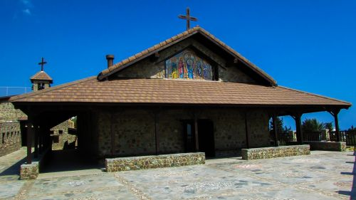cyprus ayia napa church
