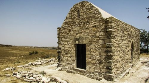 cyprus tersefanou church