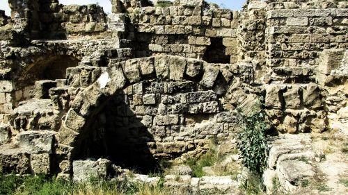 cyprus salamis archaeology