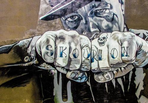 cyprus dherynia graffiti