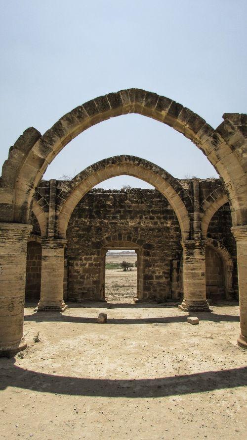 cyprus ayios sozomenos church