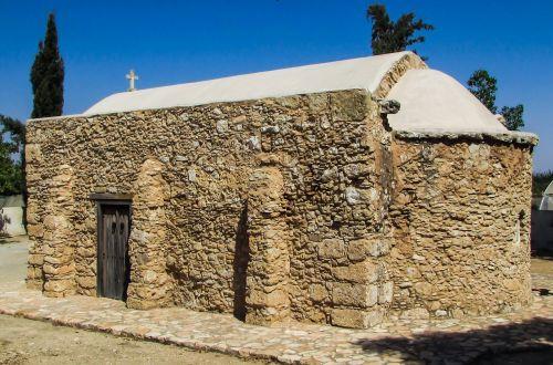 cyprus avgorou chapel