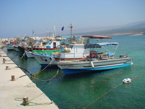 cyprus boat ship