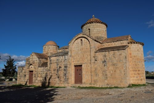 cyprus sotira church