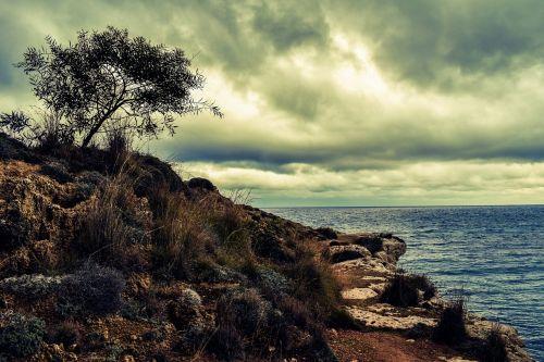 cyprus kapparis cliff