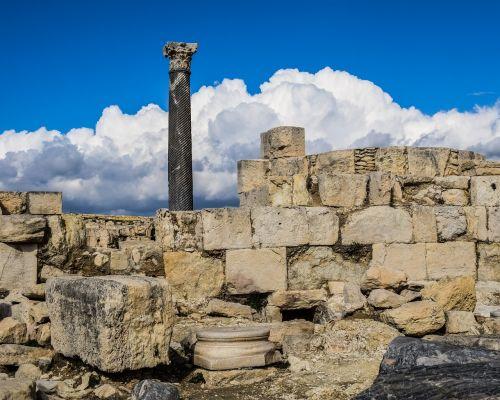 cyprus kourion ancient