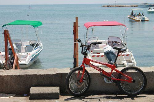 cyprus port bike