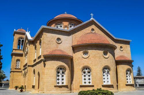 cyprus athienou panagia