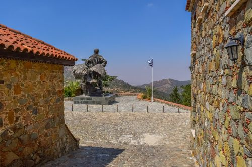 cyprus macheras monastery