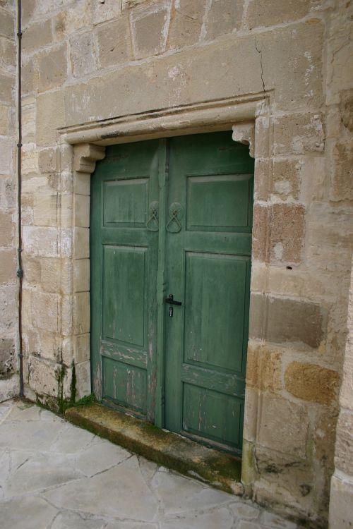 cyprus mosque doorway