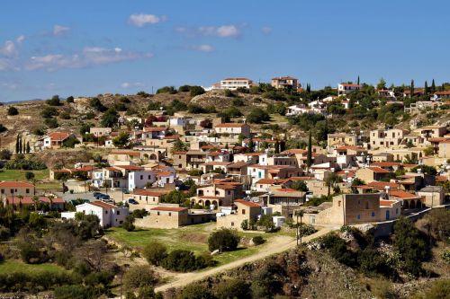 cyprus psematismenos village