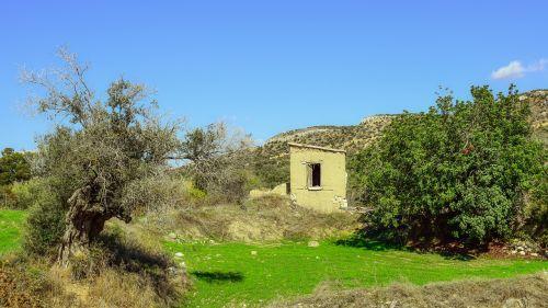 cyprus psematismenos landscape