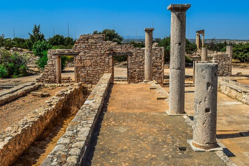 cyprus  apollo hylates  sanctuary