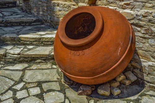 cyprus  lefkara  jar