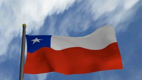 chile flag republic