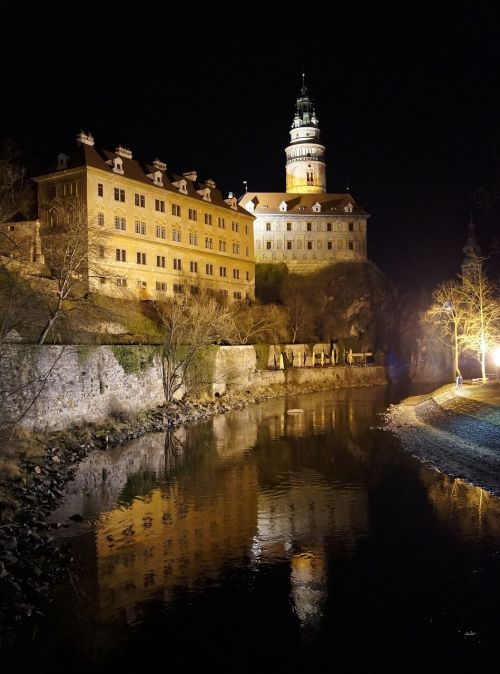 czech krumlov czech republic castle