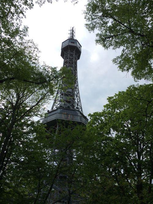czech republic prague tv tower prague