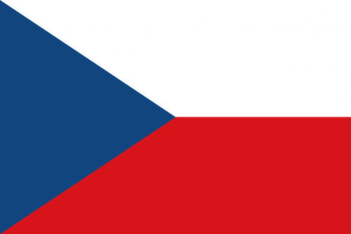 czech republic flag national flag