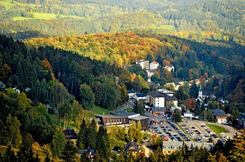 czech republic janskie baths landscape