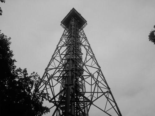 lookout black-white transmitter