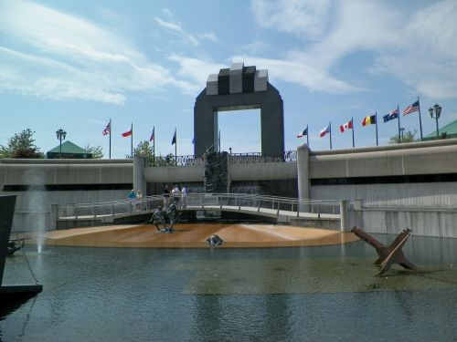 d-day memorial world war ii wwii
