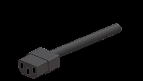 d plug power plug clipart