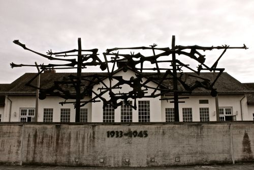 dachau concentration camp historical