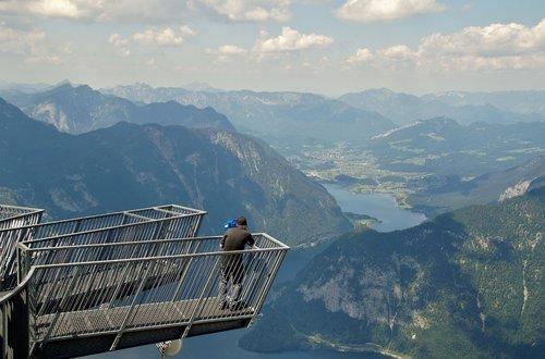 dachstein  austria  alps