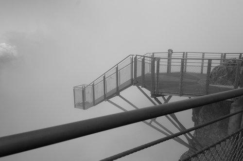 dachstein  skywalk  mountains
