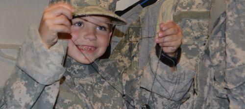 Dad's Closet Camouflage Uniform 1