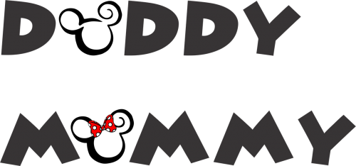 daddy mommy mickey