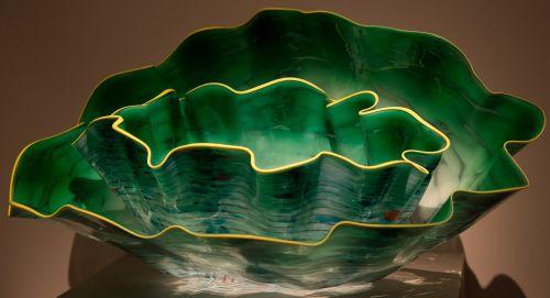 dahlia chihuly,naujas muziejus,pūstinis stiklas,prusijos žalia makšija