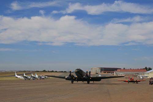 Dakota C-47 And Other Aircraft