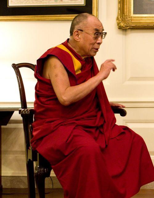 dalai lama portrait discussion