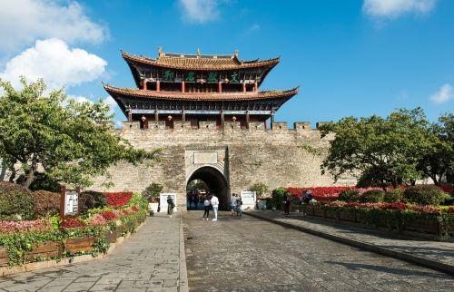 dali,yunnan dali,senovės architektūra
