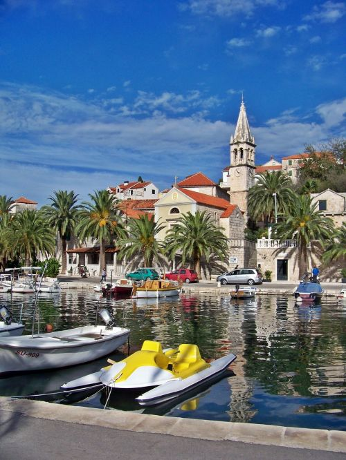dalmatia adriatic sea croatia