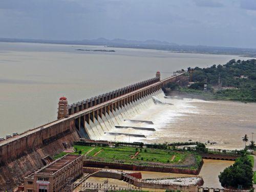 dam tungabhadra river