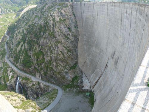 dam energy generation reservoir