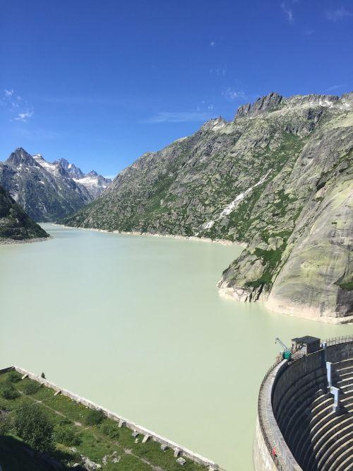 dam river water