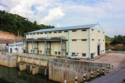 dam hydro power water