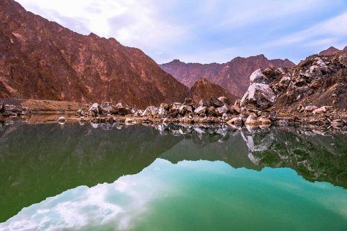 dam canoeing water