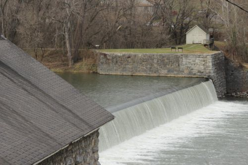 Dam #4 Vantage Point