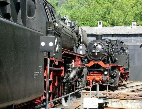 dampflok meet locomotive shed hub