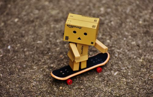 danbo skateboard drive