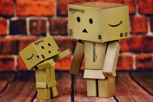 danbo mom and child figures